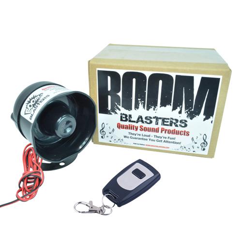 Big Dog Barking Wireless Car Horn
